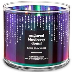 Bath & Body Works Sugared Blueberry Donut …